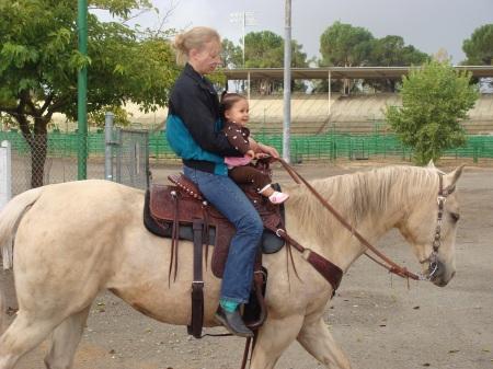 Rachel's Horsey
