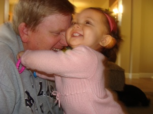 Me and Daddy ~ Jan 10, 09